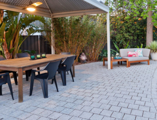 Should My Lawn Be Lower than My Patio?