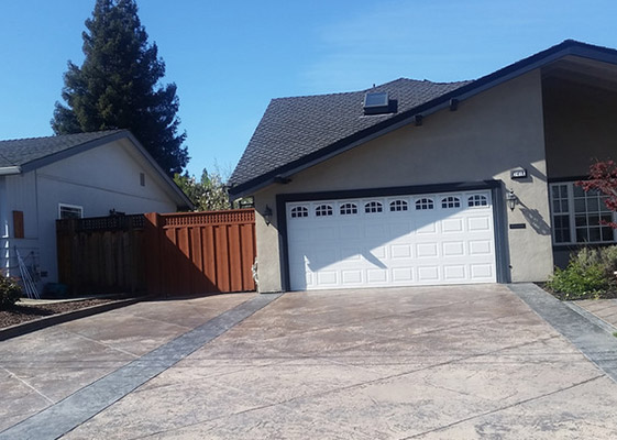 paver driveway designed and built by our professional team
